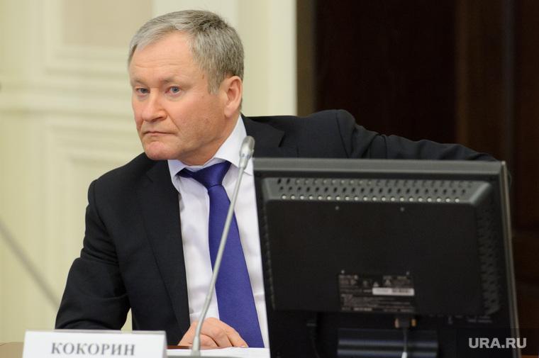 Совещание с главой Совбеза РФ в полпредстве. Екатеринбург, кокорин алексей