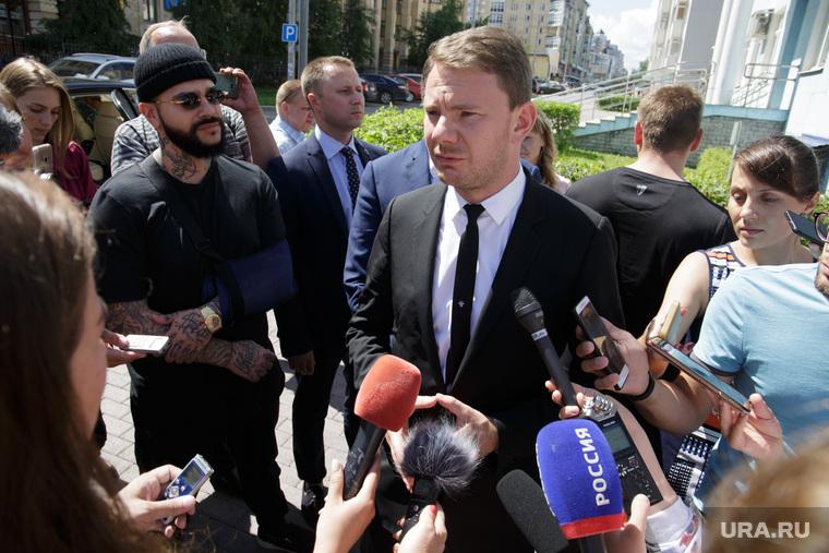 Cуд по делу об избиении DJ Smash. необр. Пермь