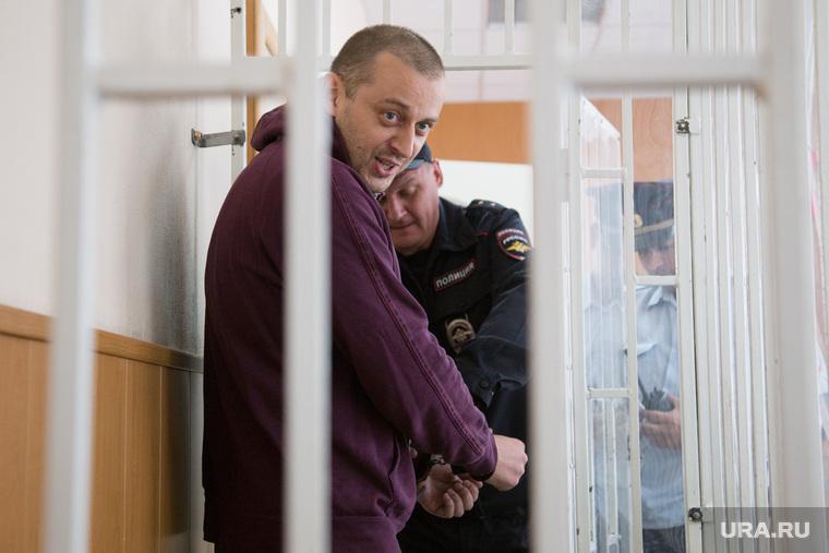 Продление ареста Владимиру Рыжуку. Курган