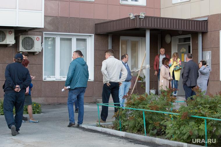 Дом по ул. Климова, 78. Курган, жители дома климова 78