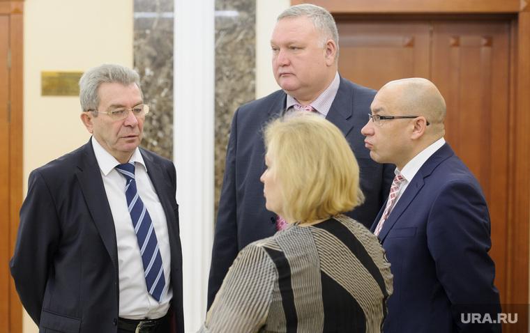 Заседание правительства Свердловской области. Екатеринбург, вольф виталий