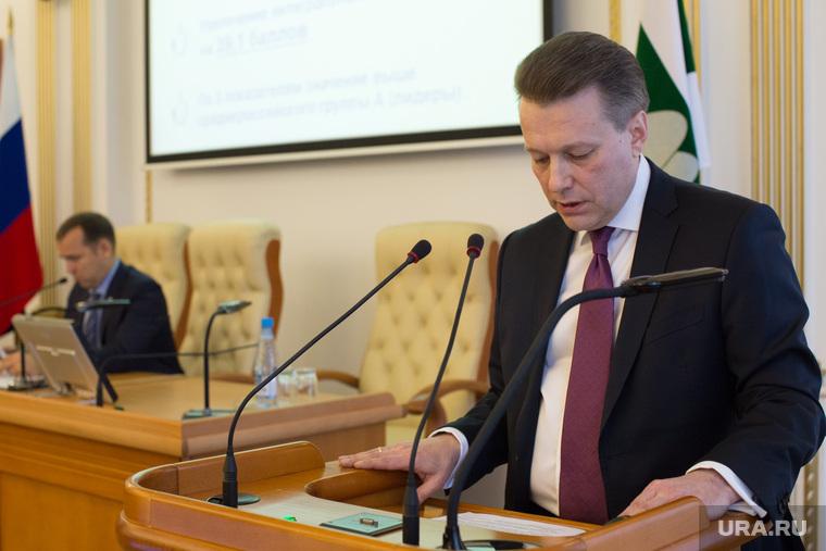 Заседание Совета поулучшению инвестицион-ного климата в Курганскойобласти. г. Курган, ермаков константин