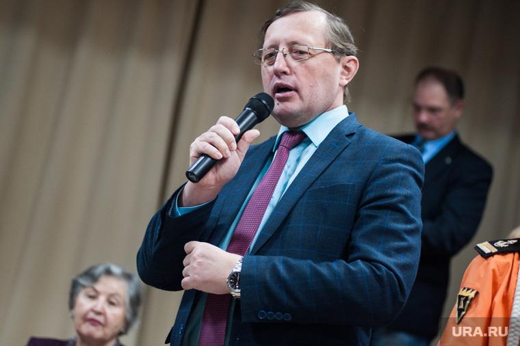 Юбилей писателя Владислава Крапивина. Екатеринбург , креков павел