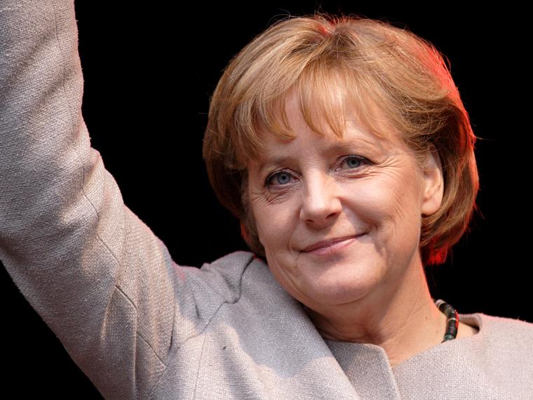Меркель заявила об уходе из политики