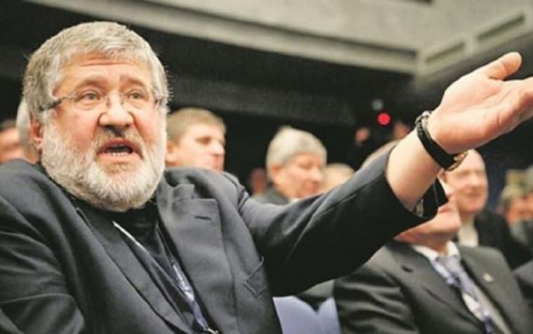 Коломойский рассказал, почему не попал под российские санкции