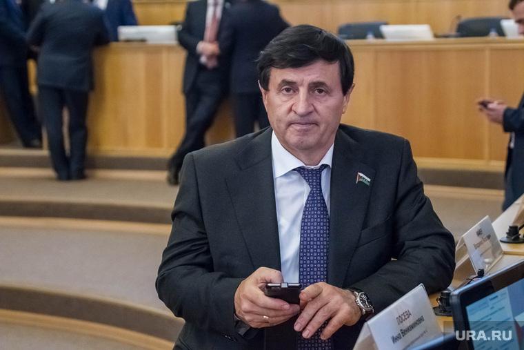 Тюменская областная дума 6 созыва. Первое заседание. Тюмень, майер владимир