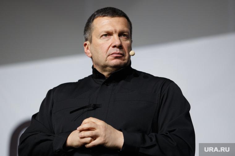 Пользователи Twitter высмеяли «заряженного» телеведущего Соловьева. СКРИН