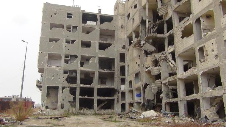 Системы ПВО Сирии отразили ракетную атаку Израиля