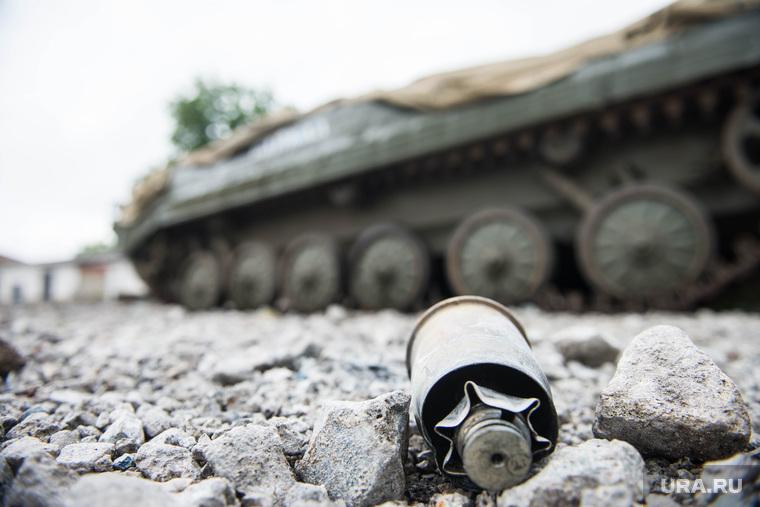 В ДНР взяли в плен пьяного украинского силовика