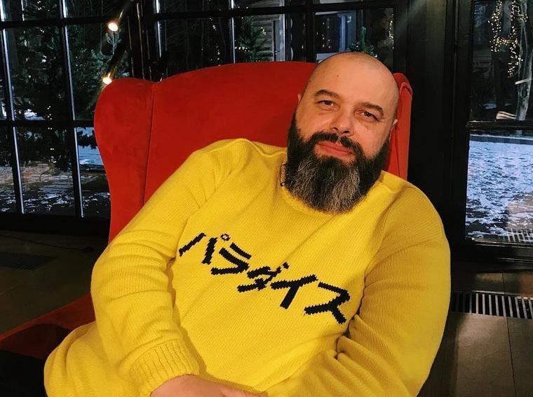 Фадеев попросил у россиян «немного печали» для своего нового клипа. СКРИН