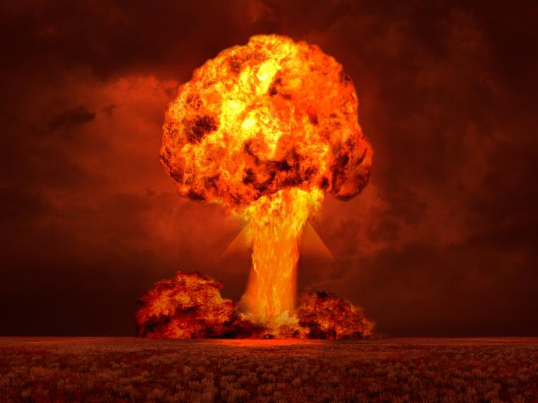 Красивые картинки ядерный взрыв