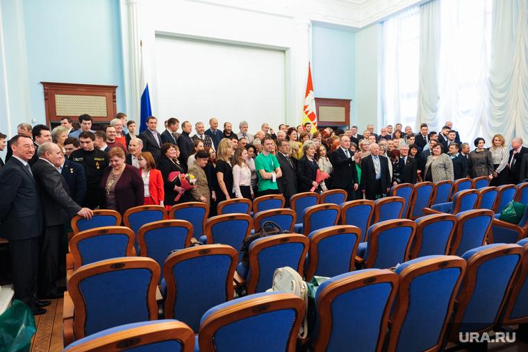 Конференция движения За возрождение Урала. Челябинск, дубровский борис
