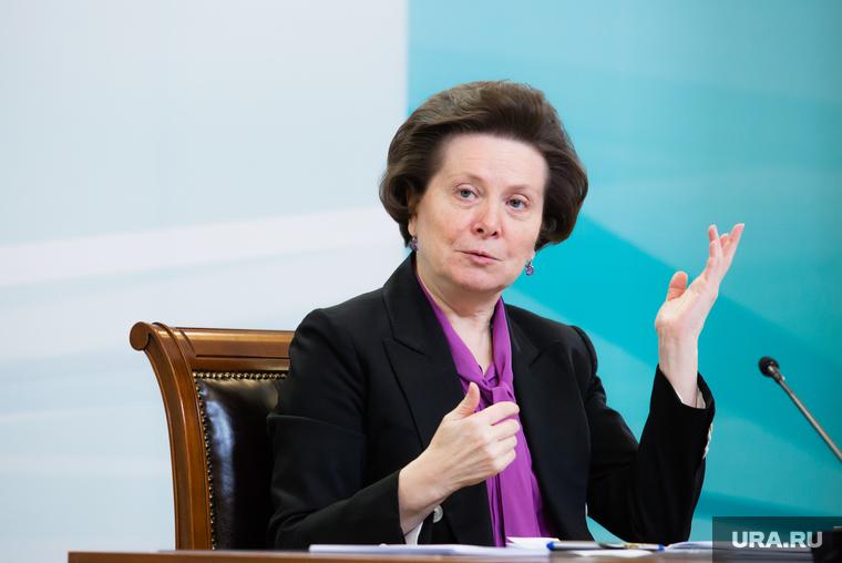 Комарова улетела в Москву и готовится к зарубежной командировке