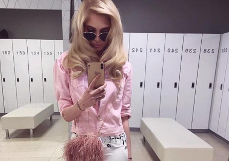 Экс-подруга Тимати восхитила подписчиков образом куклы Барби. ФОТО