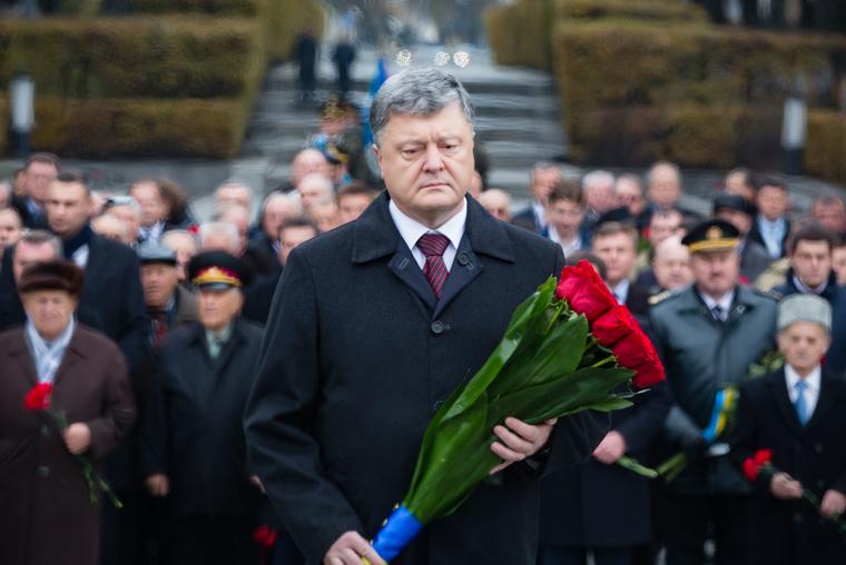 Украинские журналисты подозревают Порошенко в убийстве собственного брата