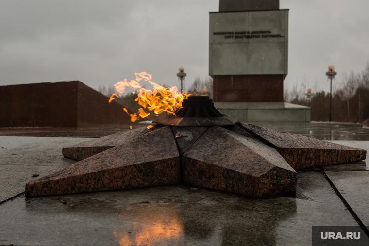 На ямальском мемориале потух Вечный огонь. ФОТО