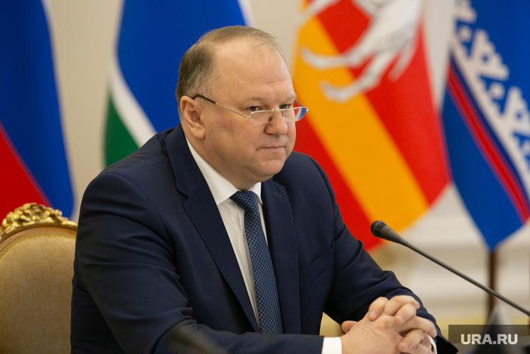 У полпреда президента в УрФО Цуканова умер старший сын