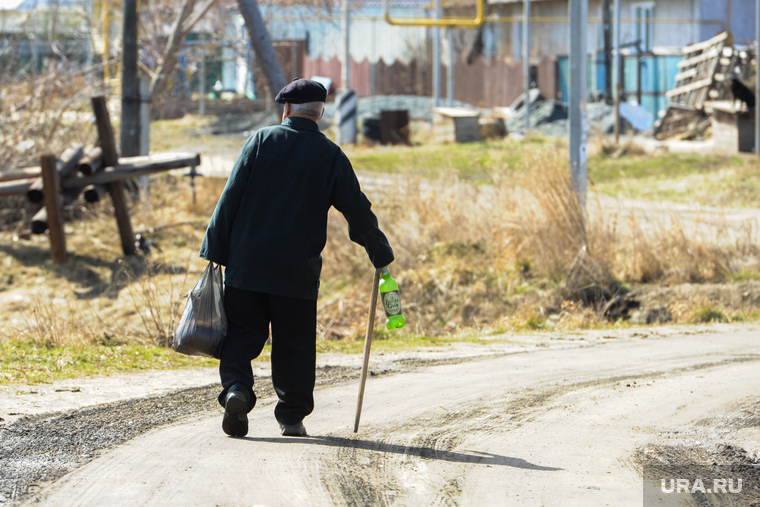 Депутаты предложили начислять сельские доплаты к пенсиям жителям городов