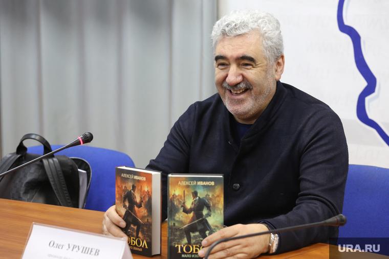 Олег Урушев генеральный продюсер фильма «Тобол». Тюмень