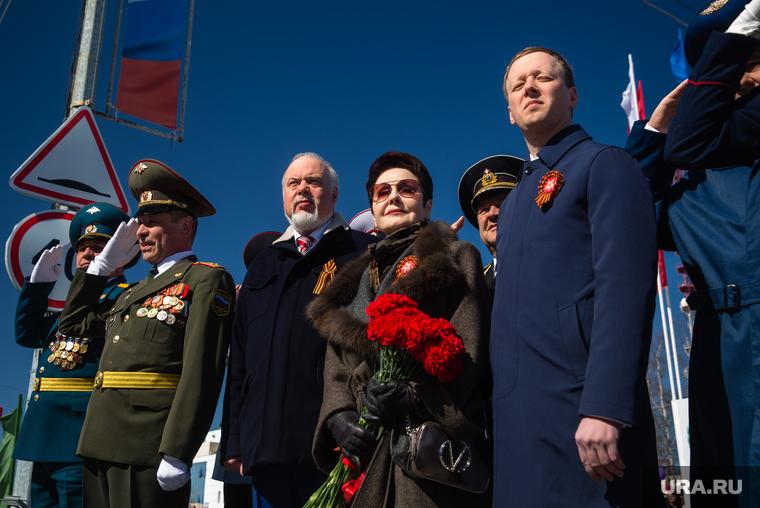 Бессмертный полк и парад Победы. Сургут