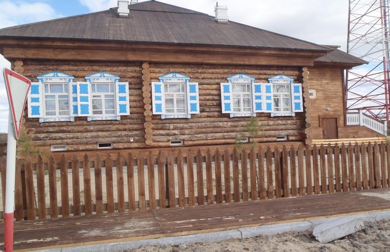 В ХМАО восстановили архитектурный памятник 19 века