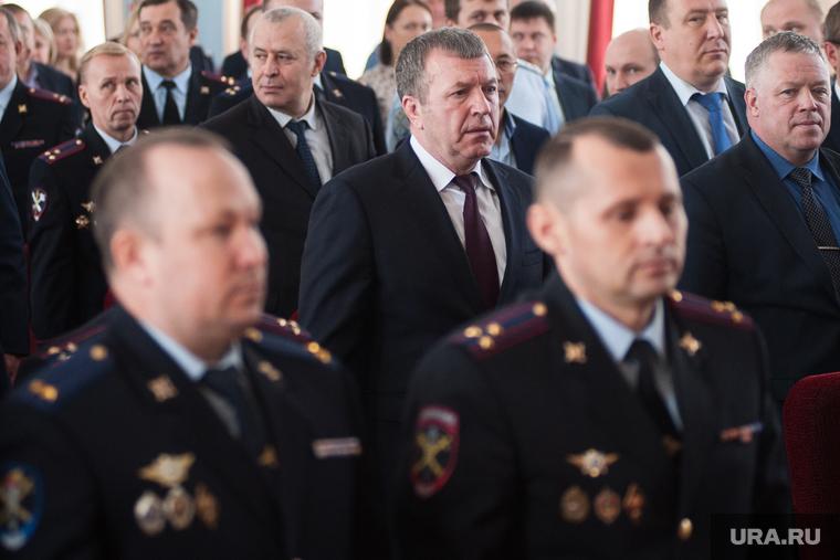В Екатеринбурге уволились три высокопоставленных полицейских. Один из них — начальник УГРО