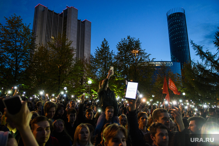 Экономист, предсказавший кризис 2008 года, связал протесты в Екатеринбурге с «семьей» Ельцина