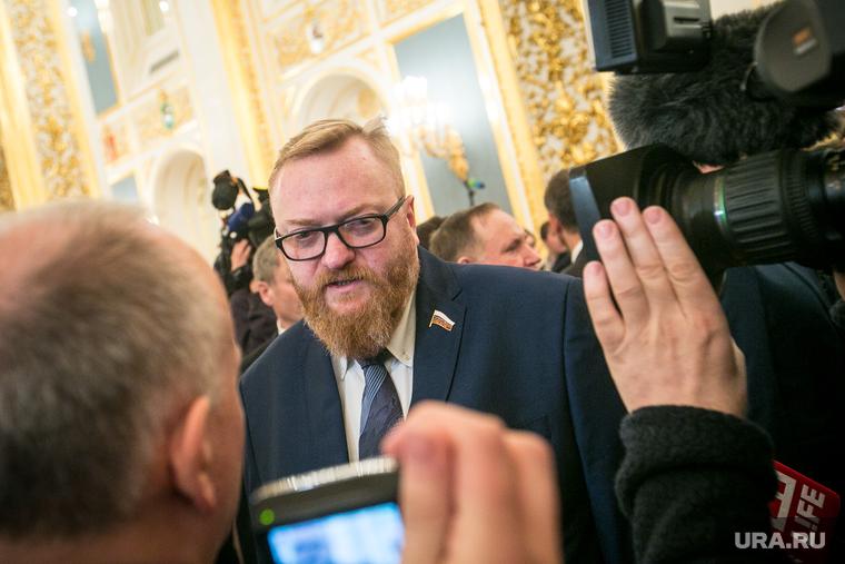 Милонов предложил перенести Госдуму в сторону МКАДа. «Крайне неудобное место для работы»