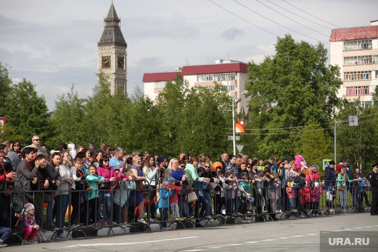 День города и День России. Сургут