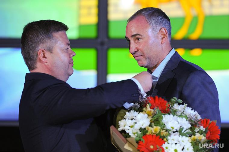 Почетные граждане Челябинск