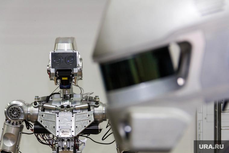 Робот «Федор» будет осваивать космос для России. ФОТО