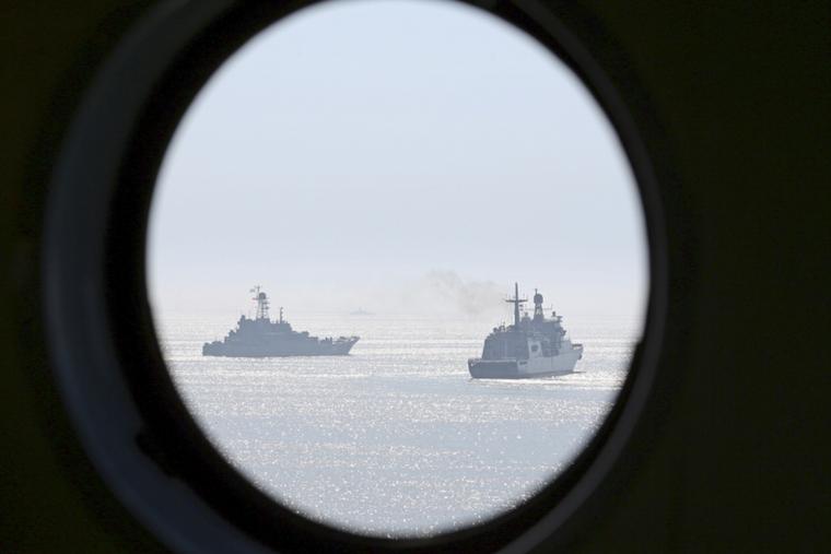 В России раскрыли причину плачевного состояния крейсера «Украина». ВИДЕО