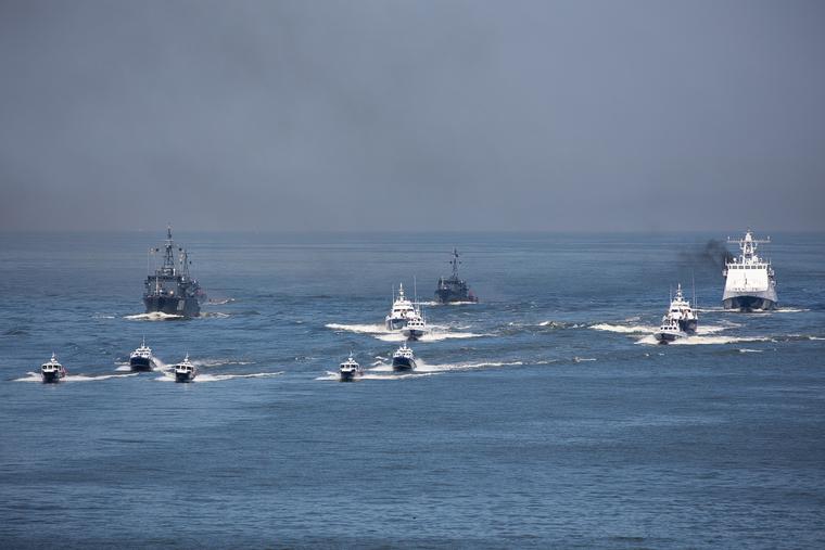 Опубликована запись переговоров экипажа захваченного танкера Британии