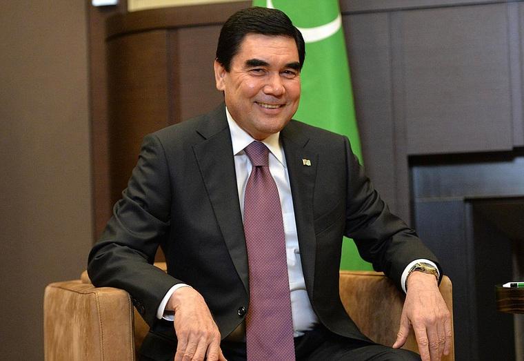 СМИ сообщили о смерти президента Туркмении