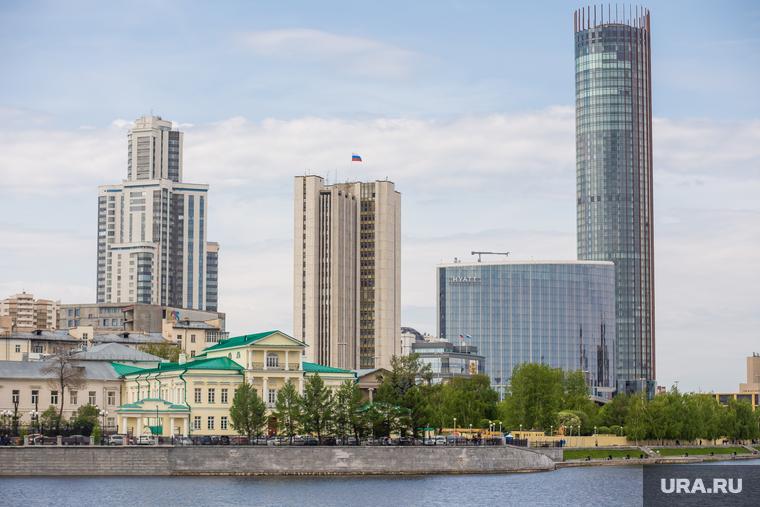 Екатеринбург попал в тройку самых трудолюбивых городов России