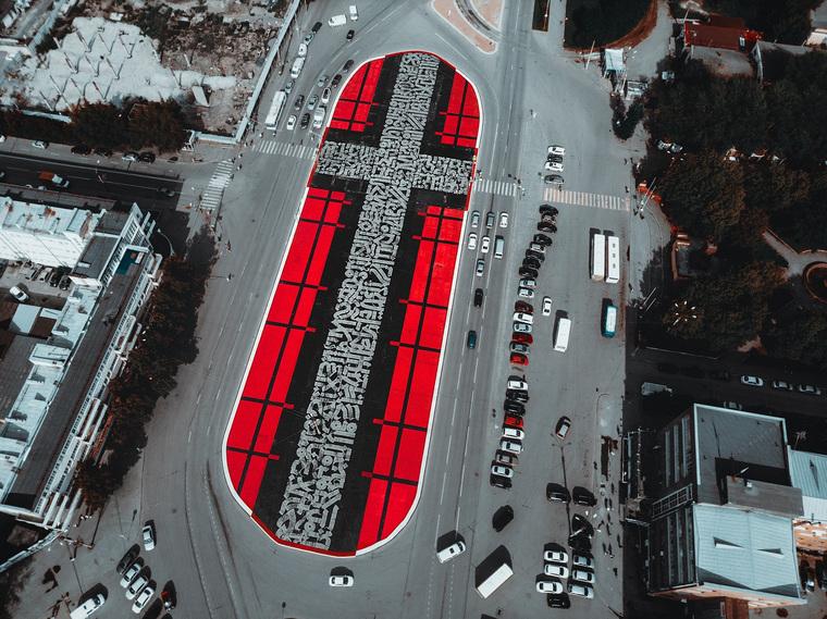 Православным, желающим уничтожить граффити-крест в Екатеринбурге, указали на их ошибку