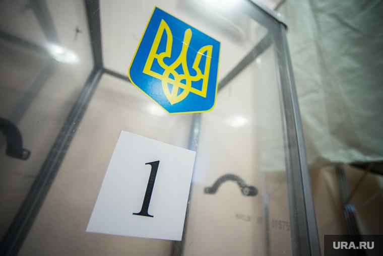 Объявлены первые результаты выборов на Украине