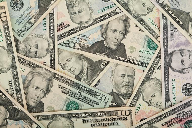 Клипарт. pixabay.com, доллар, деньги