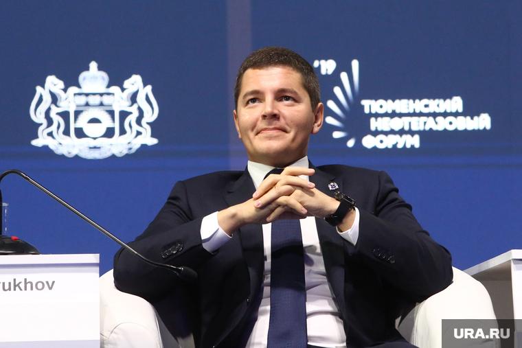 Губернатор Артюхов рассказал о проблемах добычи газа на Ямале