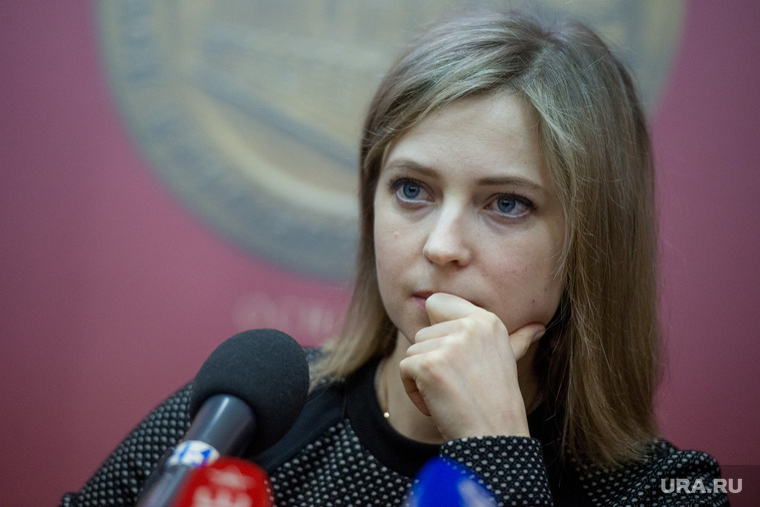 Поклонская раскритиковала российское ТВ за выставление украинцев «клоунами»
