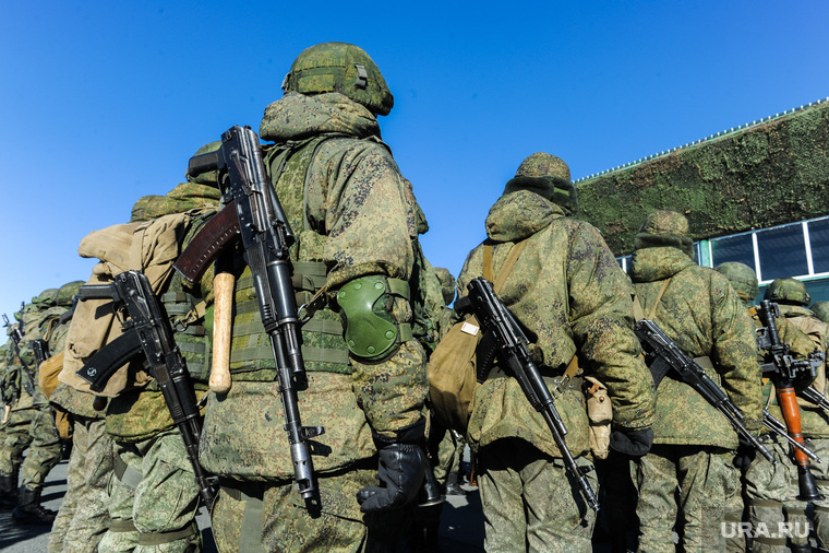 На Урале солдат-срочник получил тяжелую травму. СКРИН