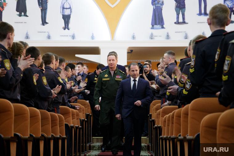 Пермских кадет переводят в Росгвардию