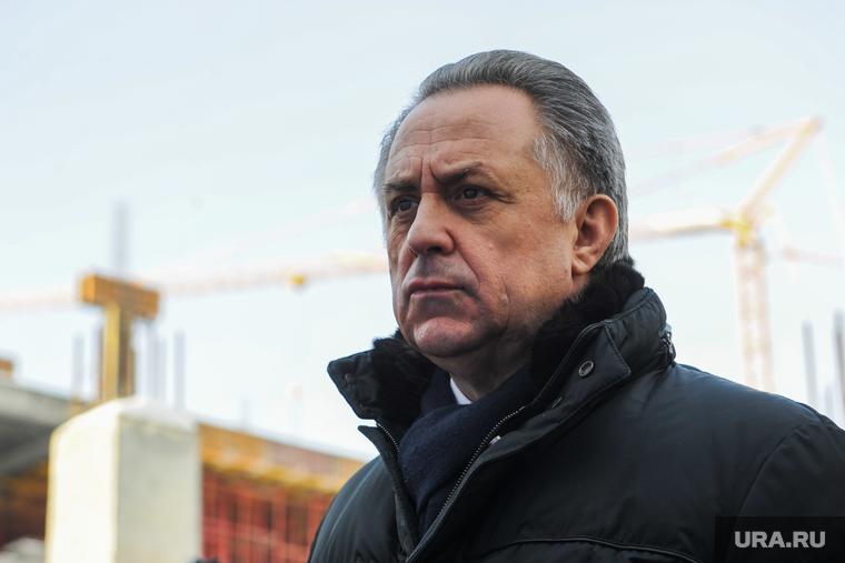В Перми обманутый дольщик устроил пикет во время визита Мутко. ФОТО