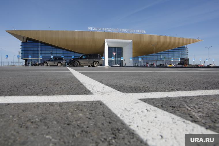 Пермский аэропорт не получит телетрапы к назначенному сроку