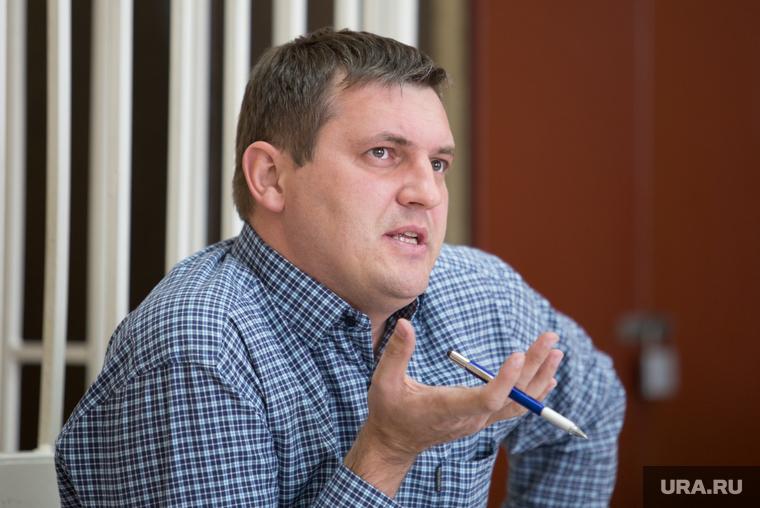 Очередное судебное заседание по делу Владимира Рыжука. г. Курган
