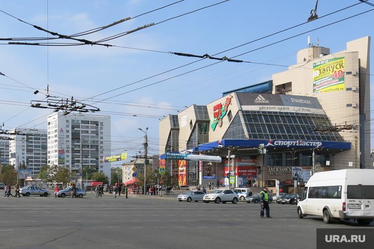 Оцепление Алого поля, ищут бомбу. Челябинск