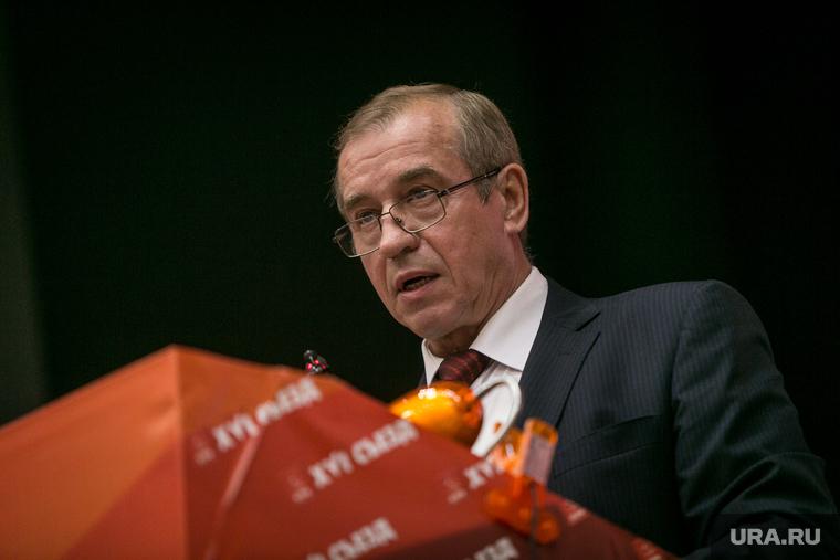 Собравшемуся в отставку губернатору Иркутской области нашли два новых места во власти