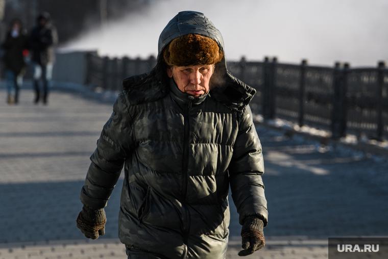Фото: Владимир Жабриков Пенсионная реформа в России