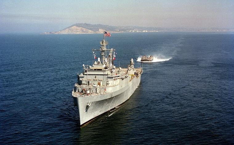 США заявили протест в адрес России в связи с жесткой блокировкой американского эсминца в Черном море