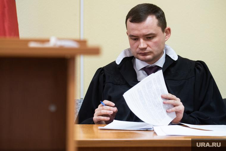 Судебное заседание по делу Владимира Васильева в Ленинском районном суде. Екатеринбург